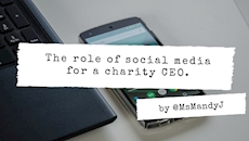 CharityConnect: The role of social media for a charity CEO