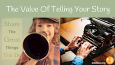 CharityConnect: The Value Of Telling Your Story